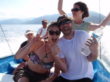 Boat Adventures and Whale Watching!!